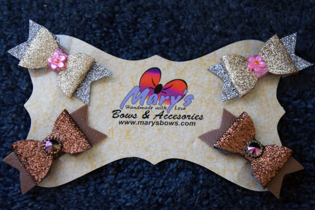 Infant Hair Clips