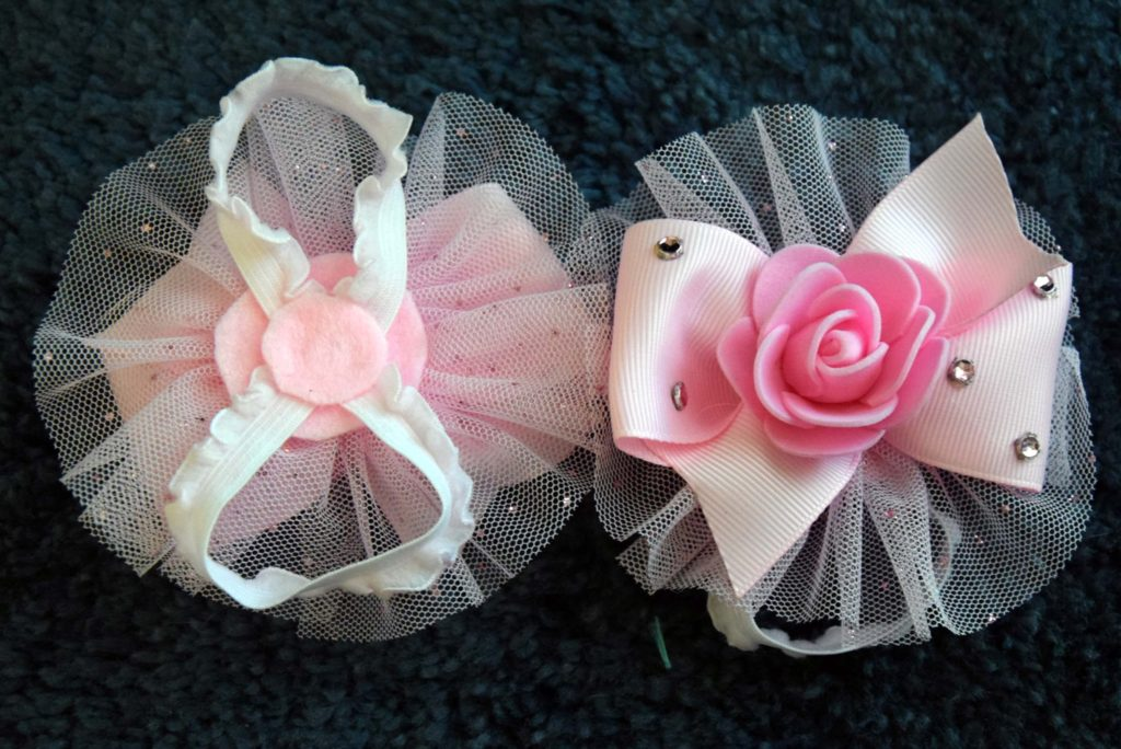 Foot Bands for Newborn